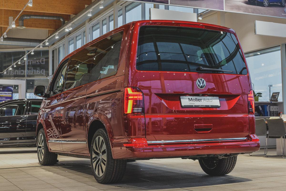 Mikroautobuss VW Multivan